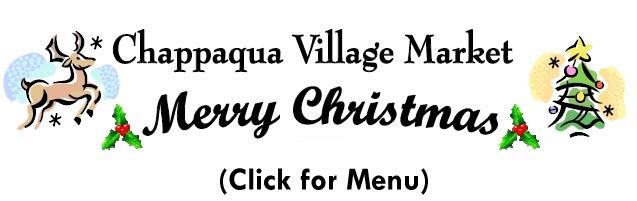 Click for our Christmas Menu